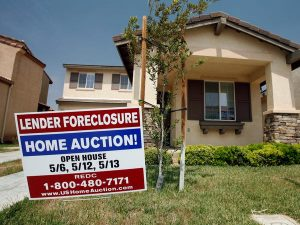 buy a foreclosed home
